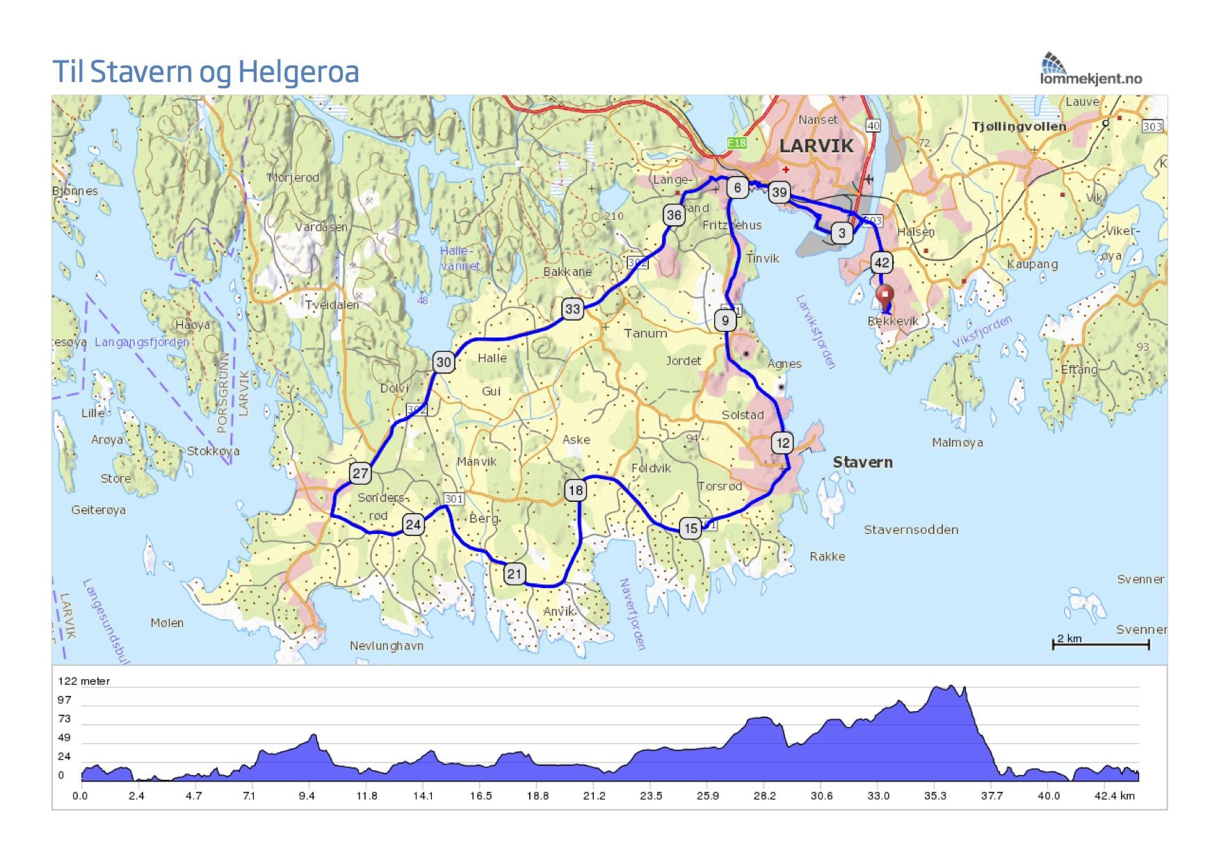 kart helgeroa Tur til Stavern og Helgeroa kart helgeroa